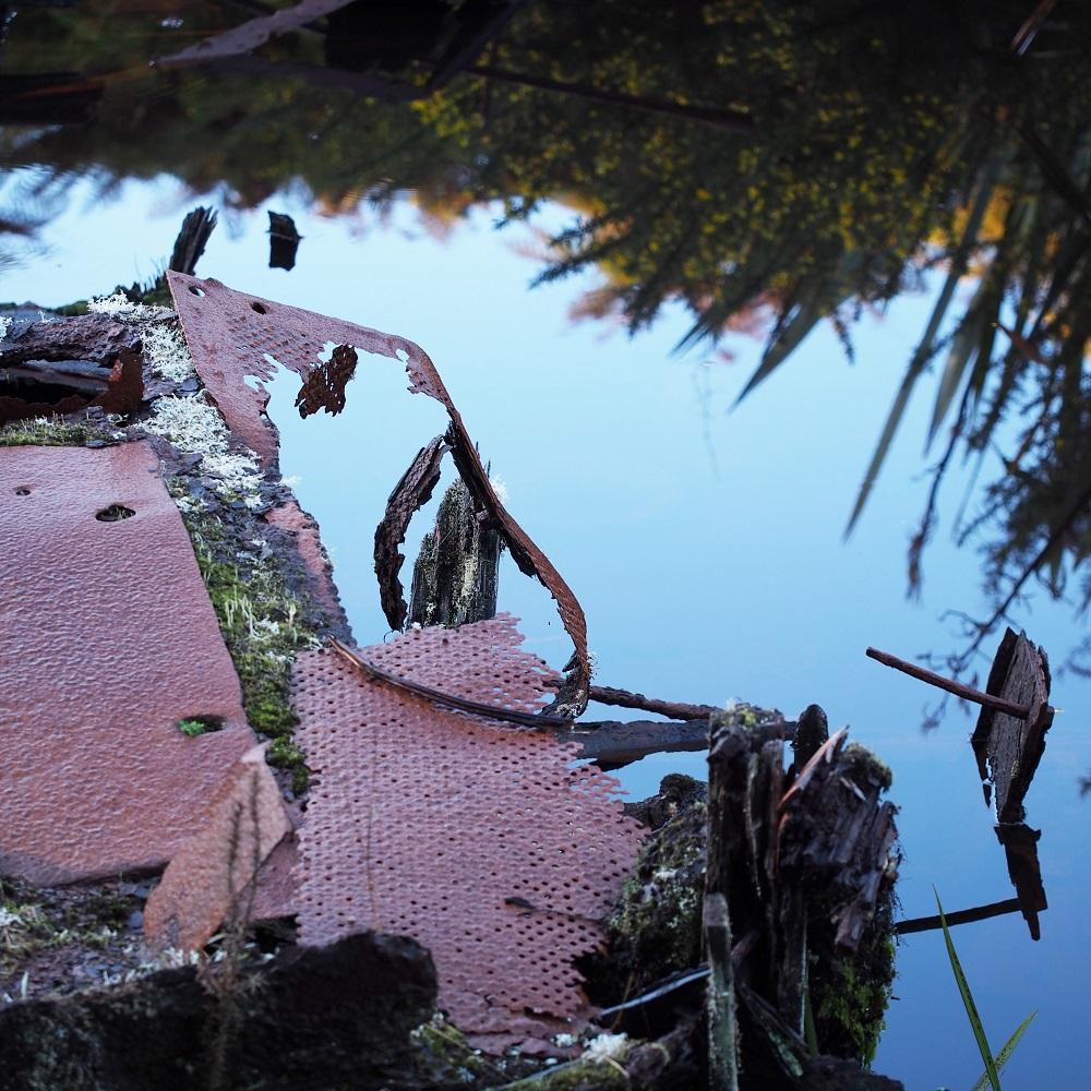Photographie Abstraite Matière Ciel Paysage